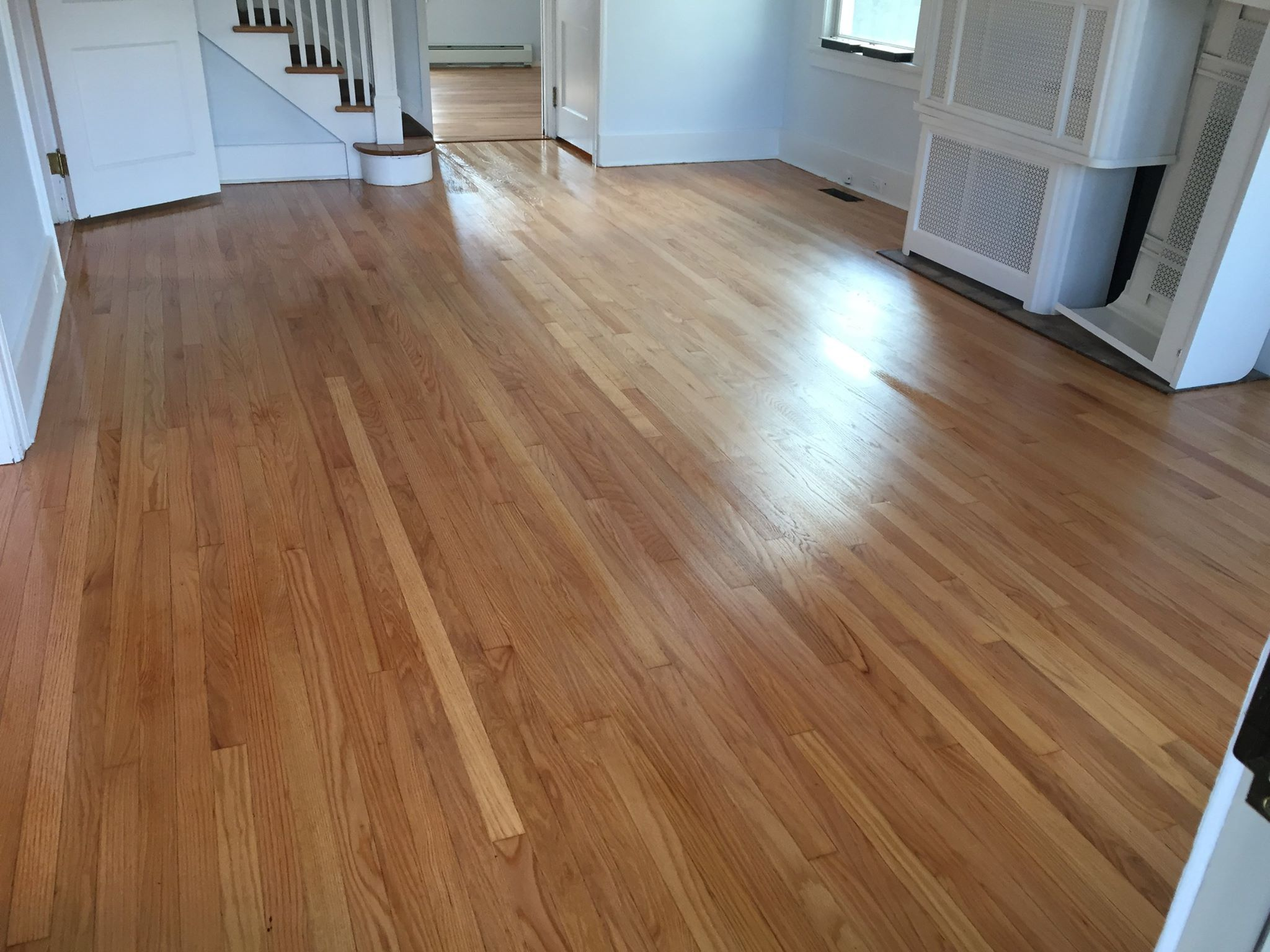 What is wood floor refinishing wood flooring nj floor for Hardwood floor refinishing